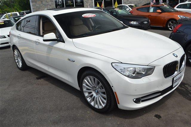 2011 BMW 5 SERIES 535I GRAN TURISMO 4DR HATCHBACK alpine white new arrival this 2011 bmw 5 serie