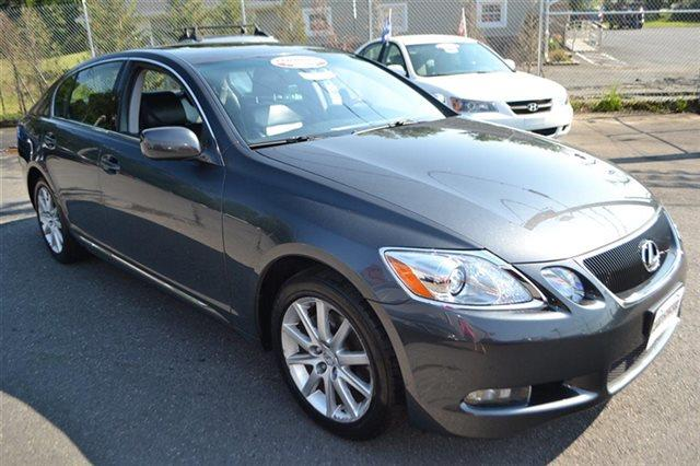2006 LEXUS GS 300 BASE AWD 4DR SEDAN mercury metallic new arrival carfax 1-owner low miles