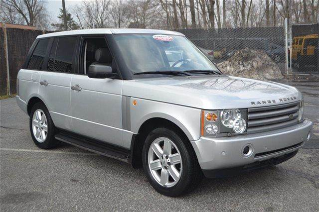 2005 LAND ROVER RANGE ROVER HSE 4WD 4DR SUV silver this 2005 land rover range rover hse will sell