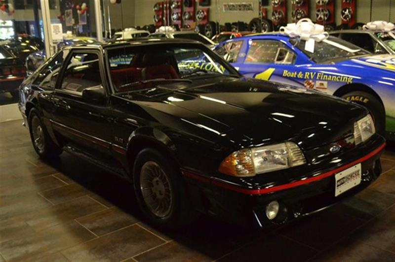 1987 FORD MUSTANG GT 2DR HATCHBACK black this 1987 ford mustang gt features a 50l 8 cylinder 8cy