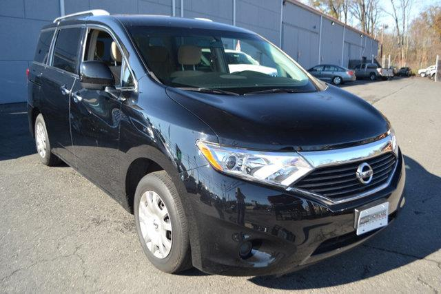 2012 NISSAN QUEST 4DR S black this 2012 nissan quest 4dr 4dr s features a 35l v6 cylinder 6cyl g