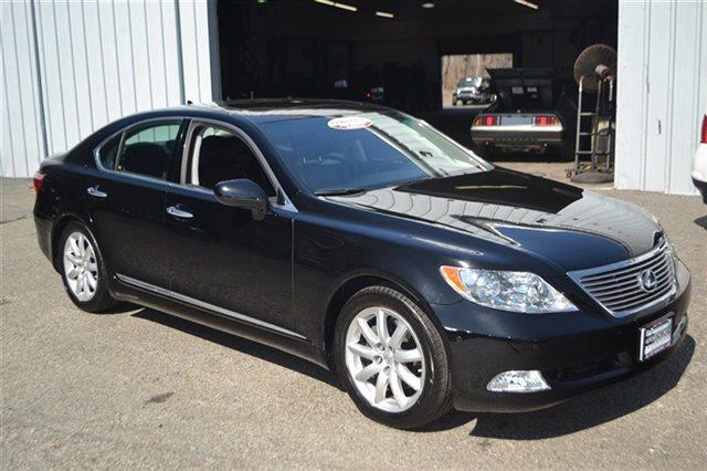 2007 LEXUS LS 460 BASE 4DR SEDAN obsidian carfax one owner this 2007 lexus ls 460 4dr sedan wi