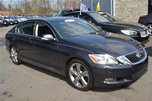 2008 LEXUS GS 460 BASE 4DR SEDAN smoky granite mica low miles this 2008 lexus gs 460 4dr sedan