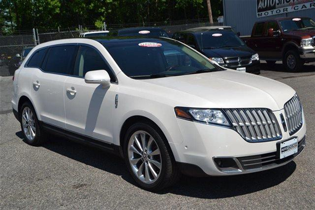 2012 LINCOLN MKT ECOBOOST AWD 4DR WAGON white platinum tri-coat priced below market this 2012