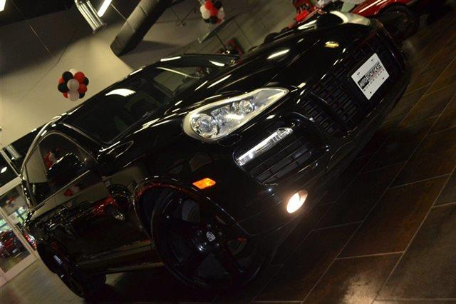 2009 PORSCHE CAYENNE GTS AWD 4DR SUV black warranty a limited warranty is included with this vehi