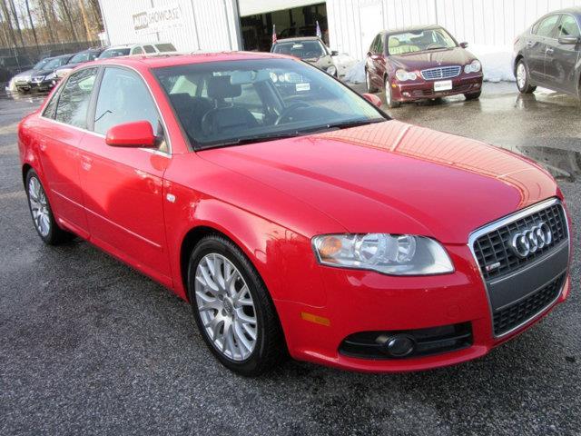 2008 AUDI A4 20T 4DR SEDAN 2L I4 6M red this 2008 audi a4 20t features a 20l 4 cylinder 4cyl