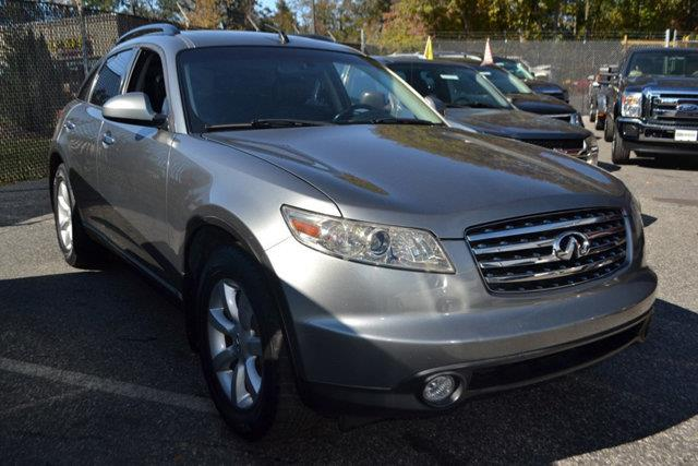 2005 INFINITI FX35 BASE AWD 4DR SUV silver this 2005 infiniti fx35 4dr 4dr awd features a 35l v6