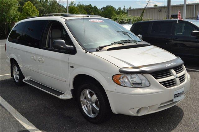 2007 DODGE GRAND CARAVAN SXT 4DR EXTENDED MINI VAN stone white keyless start this 2007 dodge g
