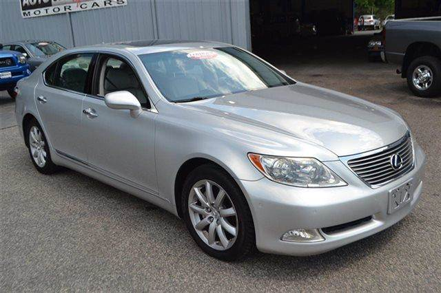 2007 LEXUS LS 460 L 4DR SEDAN mercury metallic priced below market thisls 460 will sell fast