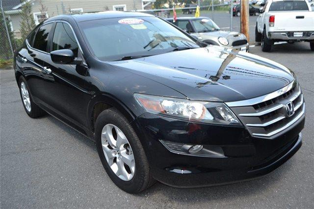 2010 HONDA ACCORD CROSSTOUR 2WD 5DR EX-L SEDAN crystal black pearl new arrival value priced be
