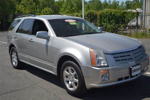 2007 CADILLAC SRX 4DR V6 SUV light platinum this 2007 cadillac srx 4dr v6 suv will sell fast -lea
