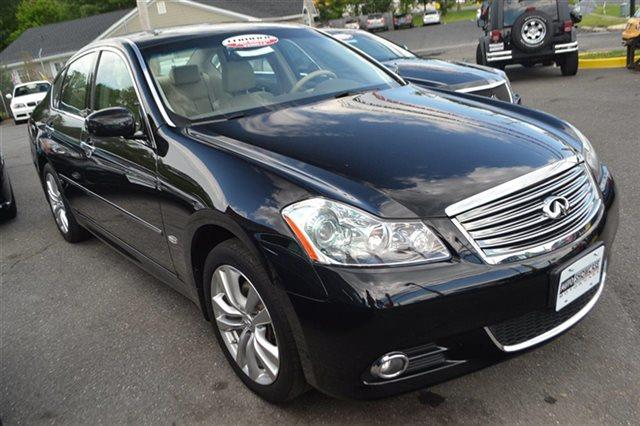 2010 INFINITI M35 X AWD 4DR SEDAN black obsidian new arrival bluetooth heated seats sunroo