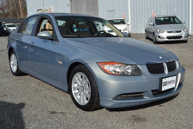 2006 BMW 3 SERIES 325I 4DR SEDAN gray this 2006 bmw 3 series 4dr 325i feature