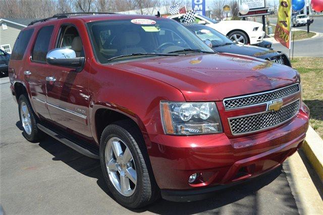 2011 CHEVROLET TAHOE LS 4X2 4DR SUV red jewel tintcoat priced below market thistahoe will sell