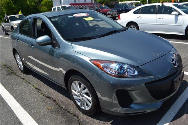 2013 MAZDA MAZDA3 S SPORT dolphin gray mica low miles this 2013 mazda mazda3 i touring at 4-do