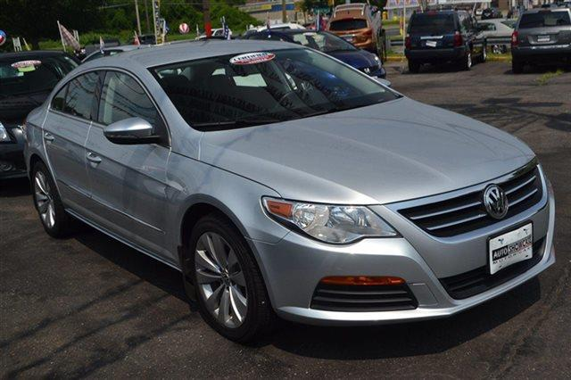 2012 VOLKSWAGEN CC 4DR SEDAN DSG R-LINE PZEV SEDAN reflex silver metallic new arrival this 2012