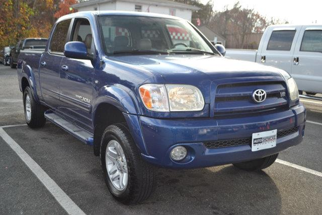 2006 TOYOTA TUNDRA LIMITED 4DR DOUBLE CAB 4WD SB spectra blue mica this 2006 toyota tundra 4dr do
