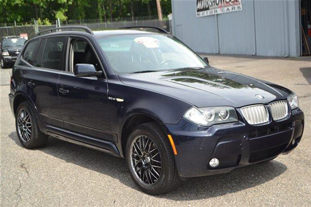 2007 BMW X3 30SI AWD 4DR SUV montego blue metallic new arrival low miles this 2007 bmw x3 3