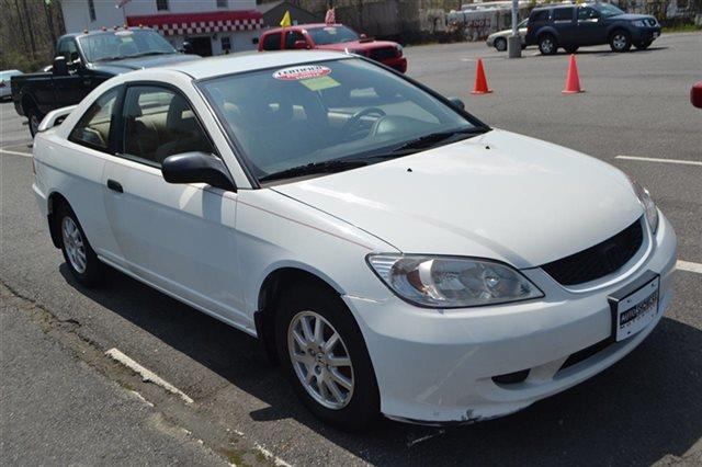 2004 HONDA CIVIC HX 2DR COUPE taffeta white this 2004 honda civic hx will sell fast alloy wheels