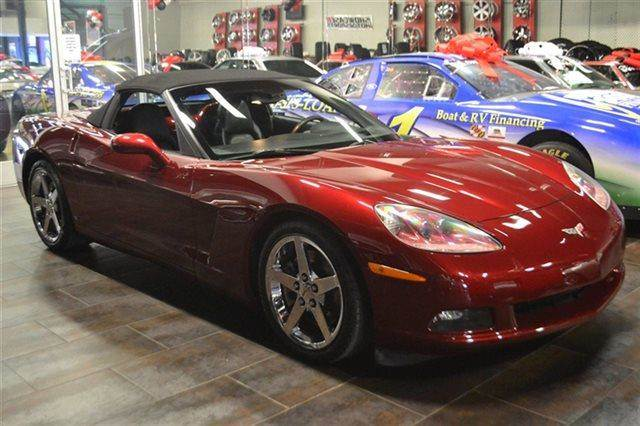 2006 CHEVROLET CORVETTE BASE 2DR CONVERTIBLE red priced below market this 2006 chevrolet corve