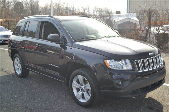 2011 JEEP COMPASS SPORT 4DR SUV blue warranty included a factory warranty is included with this