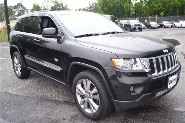 2011 JEEP GRAND CHEROKEE 4WD 4DR LAREDO 4X4 SUV brilliant black crystal pearl priced below marke