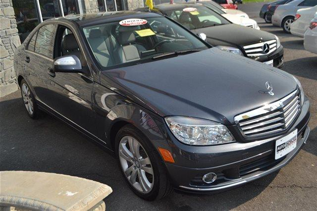 2008 MERCEDES-BENZ C-CLASS C300 4DR SEDAN 30L SPORT 4MATIC steel grey metallic value priced bel