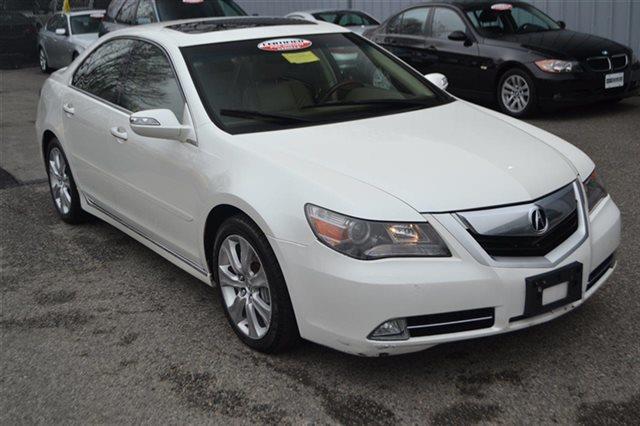 2009 ACURA RL - AWD SEDAN alberta white pearl this 2009 acura rl - awd sedan will sell fast -leat