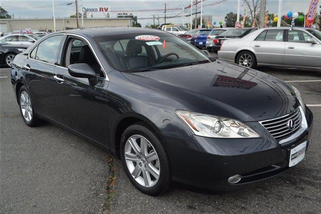 2009 LEXUS ES 350 BASE 4DR SEDAN smoky granite mica new arrival sunroofmoonroof keyless sta