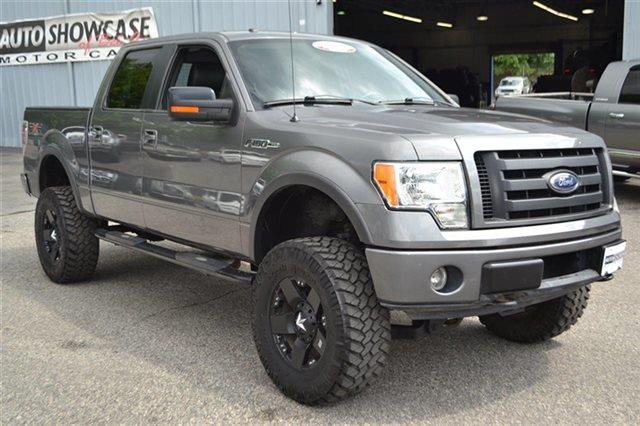 2010 FORD F-150 - 4X4 sterling grey metallic new arrival 4wd this 2010 for