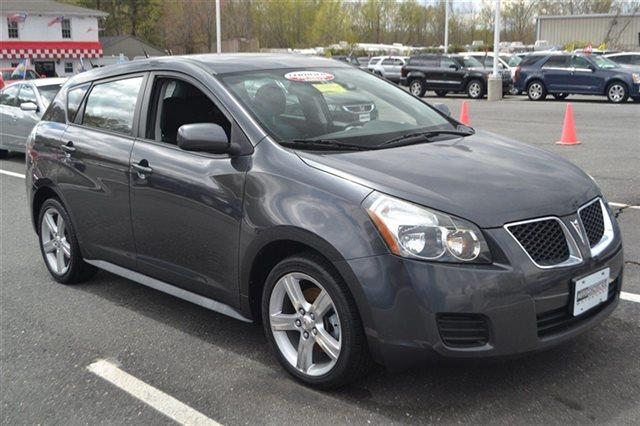 2009 PONTIAC VIBE 24L 4DR WAGON carbon gray metallic this 2009 pontiac vibe with 1sb has a shar