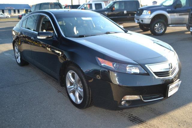 2012 ACURA TL SH-AWD WTECH 4DR SEDAN 6A WTEC black this 2012 acura tl 4dr 4dr sedan automatic s
