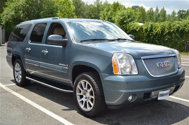 2007 GMC YUKON XL DENALI AWD 4DR SUV blue-green crystal this 2007 gmc yukon xl denali awd 4dr 15