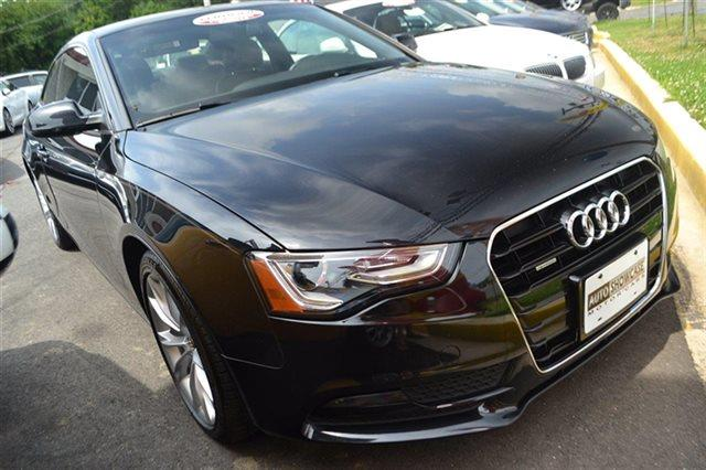 2013 AUDI A5 20T QUATTRO PREMIUM AWD 2DR COU brilliant black warranty included a limited warran