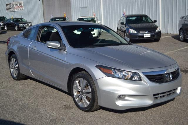 2011 HONDA ACCORD EX 2DR COUPE 5A silver this 2011 honda accord coupe 2dr 2dr i4 automatic ex fea