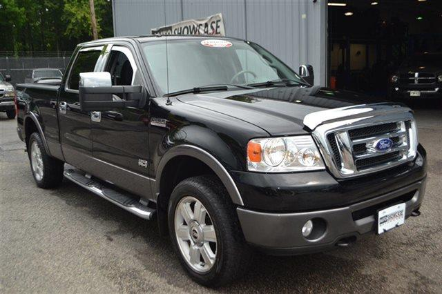 2008 FORD F-150 - 4X4 black low miles this 2008 ford f-150 - 4x4 will sell fast please let u