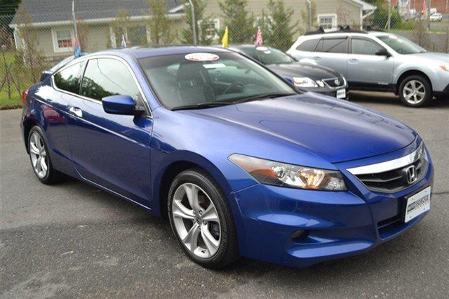 2011 HONDA ACCORD 2DR V6 AUTOMATIC EX-L belize blue pearl new arrival this 2011 honda accord cp