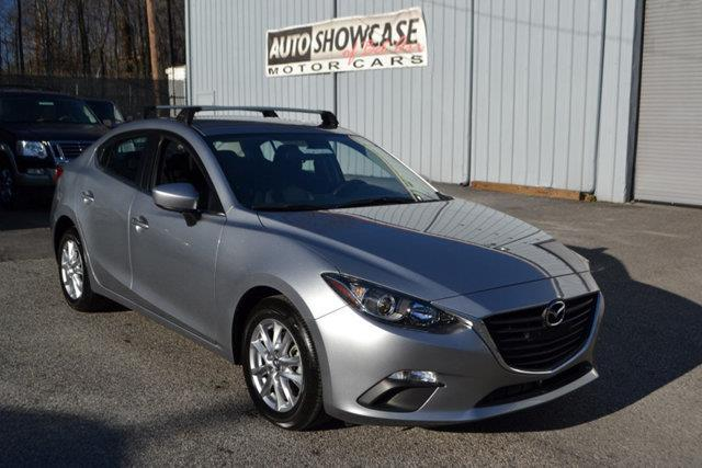 2014 MAZDA MAZDA3 I TOURING 4DR SEDAN 6M titanium flash mica this 2014 mazda mazda3 4dr i touring