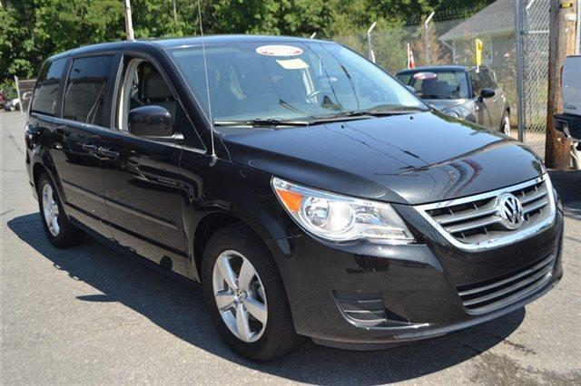 2009 VOLKSWAGEN ROUTAN - nocturne black new arrival value priced below market automatic po