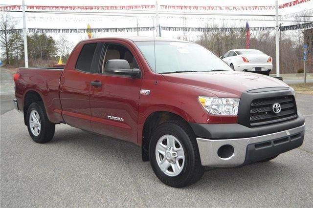 2008 TOYOTA TUNDRA - TRUCK salsa red pearl value priced below market keyless start this 2008