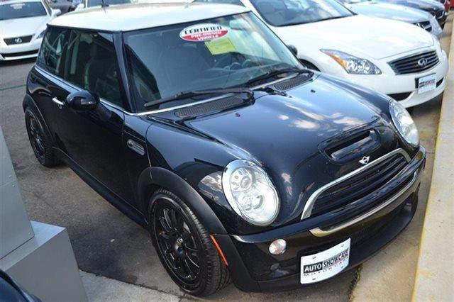 2005 MINI COOPER S 2DR HATCHBACK astro black metallic priced below market thiscooper hardtop wi