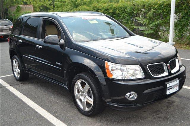 2008 PONTIAC TORRENT GXP AWD 4DR SUV black new arrival value priced below market heated seat