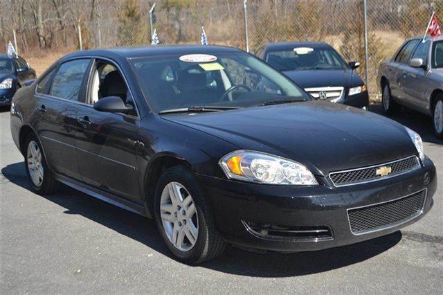 2013 CHEVROLET IMPALA LT FLEET 4DR SEDAN black this 2013 chevrolet impala lt will sell fast -auto