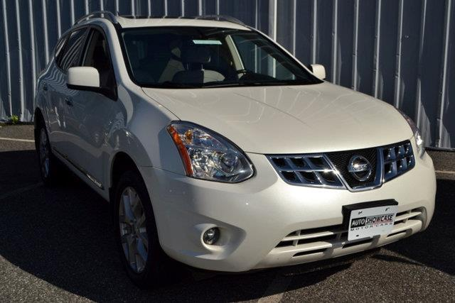 2011 NISSAN ROGUE S AWD 4DR CROSSOVER white this 2011 nissan rogue 4dr s features a 25l 4 cylind