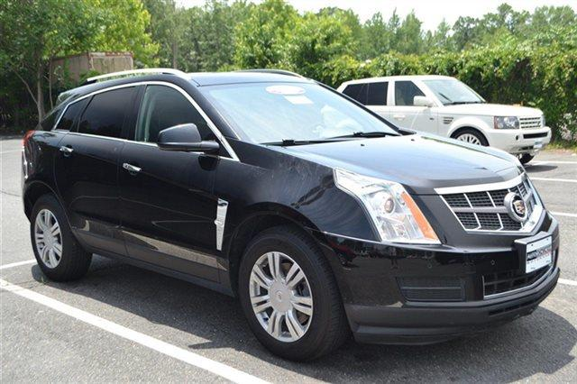 2011 CADILLAC SRX LUXURY COLLECTION AWD 4DR SUV black raven new arrival carfax 1-owner this 2