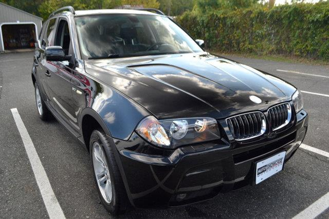 2006 BMW X3 30I AWD 4DR SUV black this 2006 bmw x3 4dr 30i features a 30l straight 6 cylinder