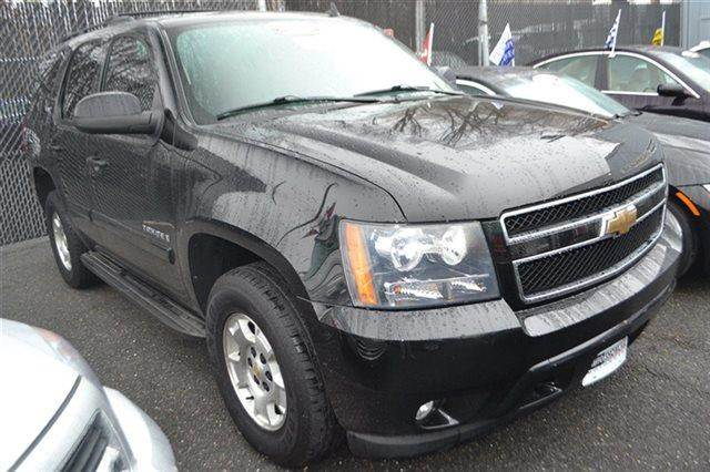 2008 CHEVROLET TAHOE LS 2WD black warranty a factory warranty is included with this vehicle cont