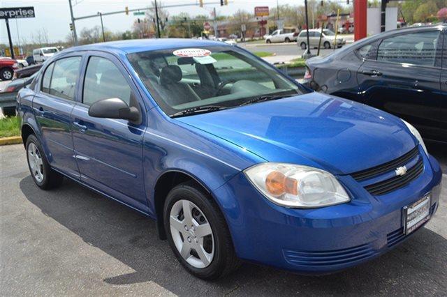 2005 CHEVROLET COBALT BASE 4DR SEDAN arrival blue metallic this 2005 chevrolet cobalt 4dr sedan w