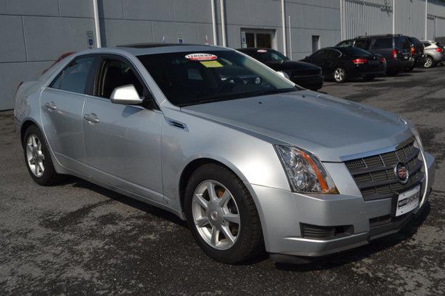 2009 CADILLAC CTS 36L V6 AWD 4DR SEDAN W 1SA radiant silver this 2009 cadillac cts 4dr 4dr seda