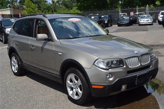 2008 BMW X3 30SI AWD 4DR SUV platinum bronze metallic new arrival value priced below market